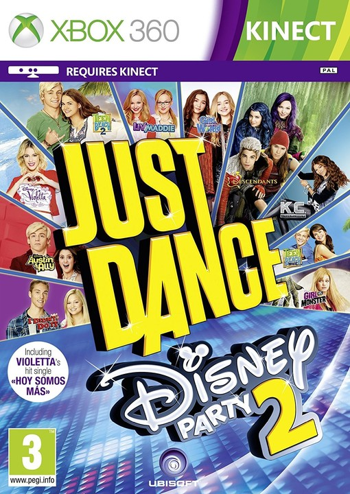 Just Dance Disney Party 2 (Xbox 360)