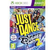Just Dance Disney Party 2 (Xbox 360) - 3307215902776