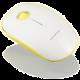 Modecom MC-WM112, bílo-žlutá