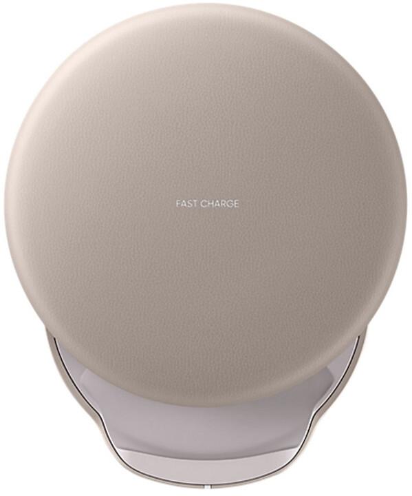 Samsung bezdrátová nabíječka stojanek pro S8 Brown