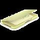 Sony SCR58 Style Cover Flip Xperia XP, limetková/zlatá