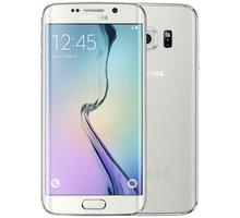 Samsung Galaxy S6 Edge - 32GB, bílá - SM-G925FZWAETL