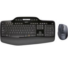 Logitech Wireless Desktop MK710, US - 920-002440