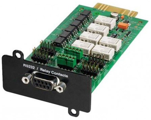 Eaton komunikační karta - MS Relay (pro 5P, 5PX, 5130, EX, 9SX, 9PX, 93PM)