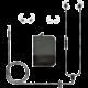 Bose SoundTrue UltraIEHeadphone, černá