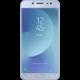 Samsung Galaxy J7 2017, Dual Sim, LTE, stříbrná