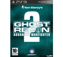 Ghost Recon Advanced Warfighter 2 - PS3 - 3307215660089
