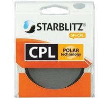 Starblitz cirkulárně polarizační filtr 77mm - SFICPL77