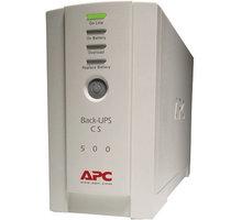 APC Back-UPS CS 500EI - BK500EI