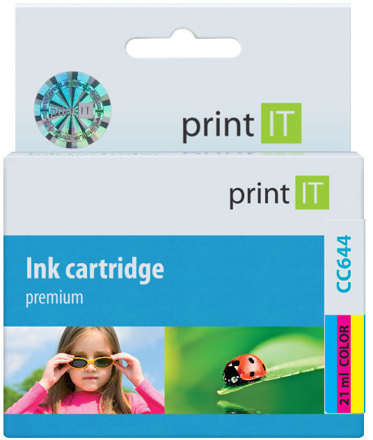 PRINT IT alternativní HP CC644EE XL no. 300 color