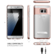 Spigen Crystal Hybrid pro Galaxy Note 7, rose gold