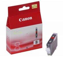 Canon CLI-8R, červená - 0626B001