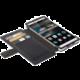 Krusell flipové pouzdro MALMÖ FlipWallet pro Huawei P8, černá