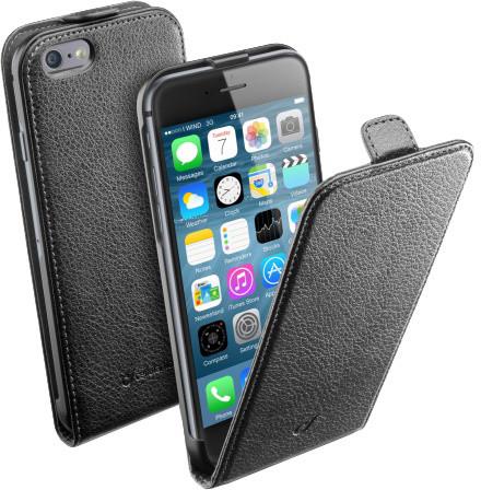 "CellularLine pouzdro Flap Essential pro Apple iPhone 6, 4,7"", černá"