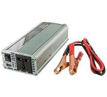 Whitenergy měnič napětí AC/DC, 12V/230V, 800W - 06585