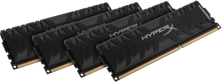 Kingston HyperX Predator 32GB (4x8GB) DDR3 2133