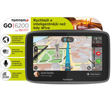 TOMTOM GO 6200 World Lifetime - 1PL6.002.01