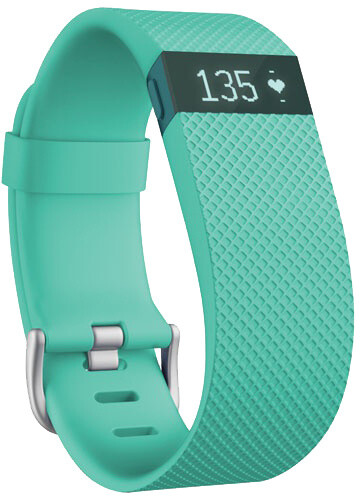 Fitbit Charge HR, L, teal