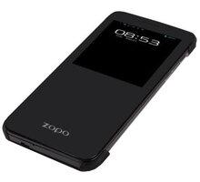 ZOPO Flipové pouzdro S-View pro ZP999/ZP3X, černá - ZOPOFLIPBK999