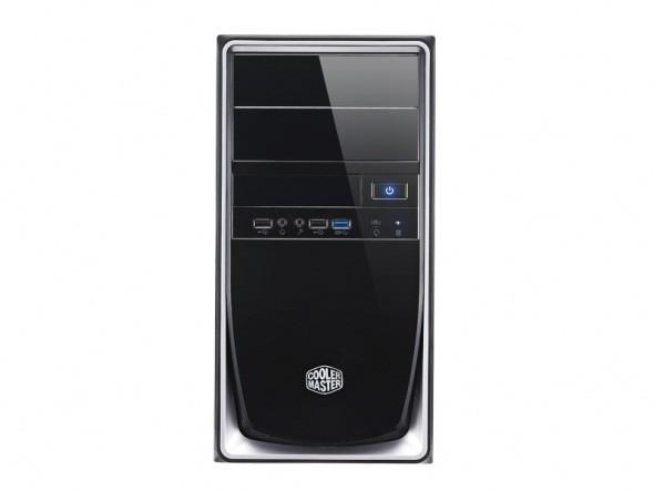 CoolerMaster Elite 344 (RC-344-SKN2), černo-stříbrná