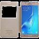 Nillkin Sparkle S-View Pouzdro pro Samsung J510 Galaxy J5 2016 Gold