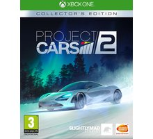 Project CARS 2 - Collector's Edition (Xbox ONE) + Čepice Project CARS 2