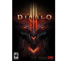 Diablo III - PC  + Diablo kostka