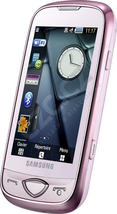 Samsung s5560 noble black