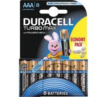Duracell Turbo Max AAA 2400 K8 Duralock - 10PP030035
