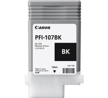 Canon PFI-107BK, black - 6705B001