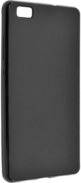 FIXED pouzdro pro Huawei P8 Lite, černá