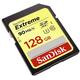 SanDisk SDXC Extreme 128GB 90MB/s UHS-I U3