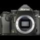 PentaxKP, tělo, černá  + Objektiv Pentax DA 35mm F2.4 AL v ceně 4690 Kč