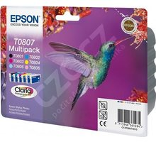 Epson C13T080740, multipack - Akce létejte s Epsonem