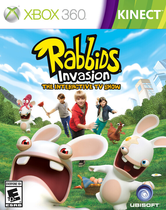 Rabbids Invasion (Xbox 360)