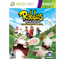 Rabbids Invasion (Xbox 360) - 3307215808283