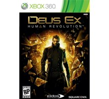 Deus Ex: Human Revolution - X360 - 5021290042414