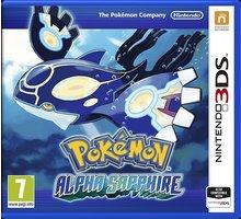 Pokémon Alpha Sapphire (3DS) - 045496525804