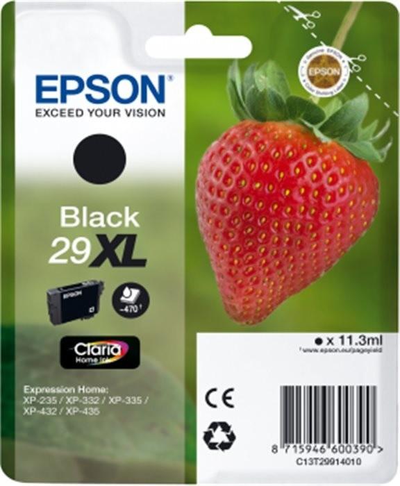 Epson C13T29914010, XL, černá