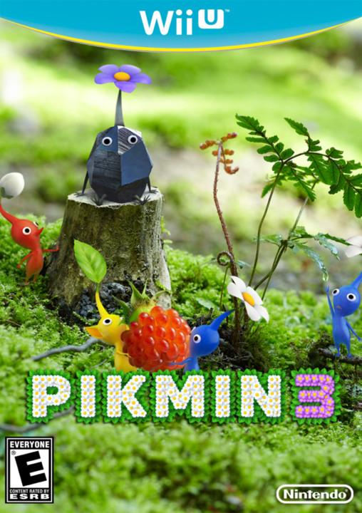 Pikmin 3 - WiiU