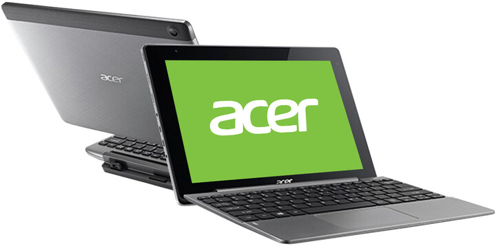 Acer Aspire Switch 10V (SW5-014-100G), šedá