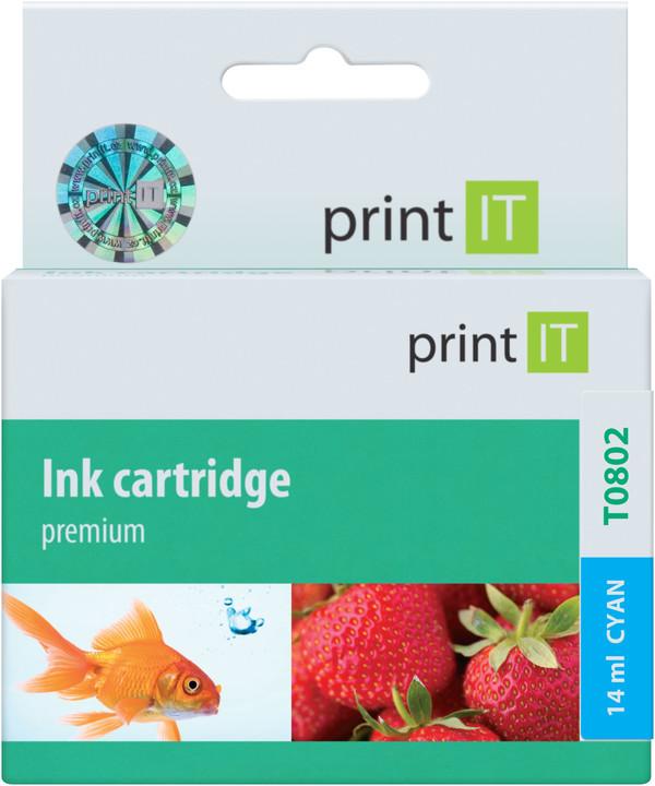 PRINT IT alternativní Epson T0802 R265/285/360/RX560/585/685