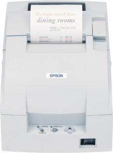 Epson TM-U220D-002, pokladní tiskárna, bílá