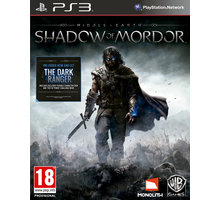 Middle-Earth: Shadow of Mordor - PS3 - 5051892174794