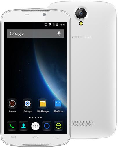 DOOGEE X6 Pro - 16GB, bílá
