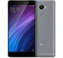 Xiaomi RedMi 4 - 32GB, černá