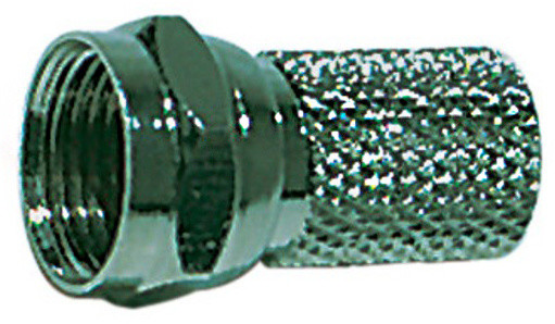 Zircon F konektor 6,8 mm, šroubovací