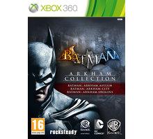Batman: Arkham Collection Edition - X360 - 5051892161343