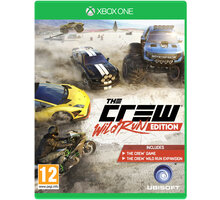 The Crew: Wild Run Edition - XONE - 3307215914465