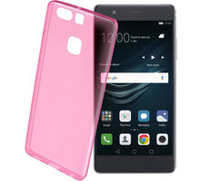 CellularLine COLOR barevné gelové pouzdro pro Huawei P9, růžové - COLORCP9P